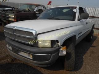 2001 Dodge Ram 3B7HF13Z11G789533 White
