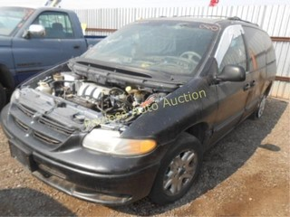 1996 Dodge Grand Caravan 1B4GP54R4TB260603 Black