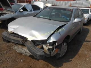 1999 Nissan Altima 1N4DL01D7XC128020 Silver