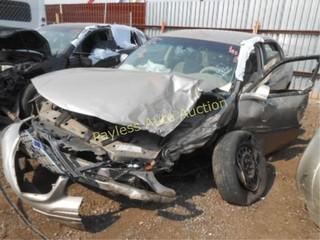 2003 Chevrolet Impala 2G1WH52K739180742 Gray