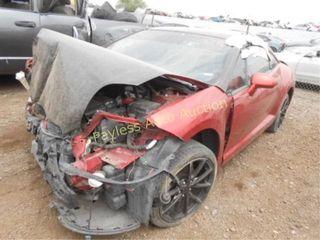 2011 Mitsubishi Eclipse 4A31K5DF7BE017696 Red