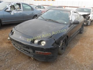 1996 Acura Integra JH4DC2381TS005589 Black