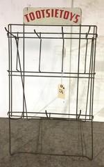 TootsieToys Wire Store Rack