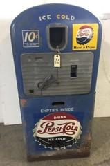 Pepsi 10¢ UMC 27 Soda Dispenser/Cooler