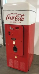 Coca-Cola UMC 149 Coke Machine