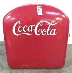 Altered UMC 27 Coca-Cola Cooler