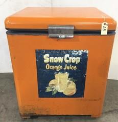 Early Snow Crop Freezer (works)