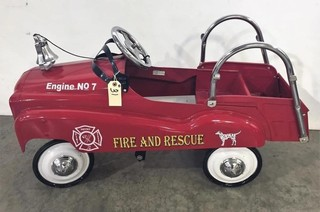 Pacific Cycle Pedal Fire Truck
