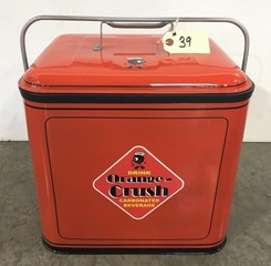 Refurbished Orange Crush Cooler