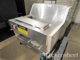 Oliver Model 711 - Bread Slicer. Located in