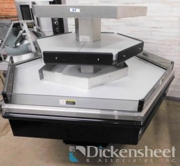 New - unused- BKI Model BHI5-T, 2 Tier Heated
