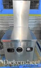 Market Forge Boiler - Model M24G200. Please