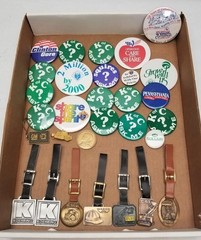 Pin and Pendant Assortment