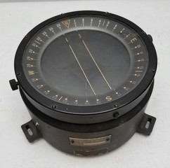 WWII A.F. U.S. Army, Type D-12 Aircraft Compass