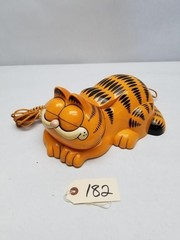 "Vintage ""Garfield"" Tyco Push Button Telephone"