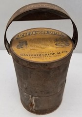 "Antique ""Acre an Hour Sifter"" Flour Sifter"