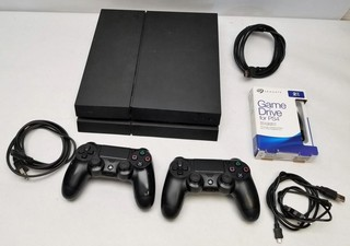 Playstation 4 System and more