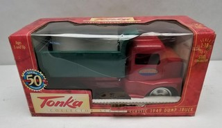 Tonka Collector's Series Classic 1949 Dump Truck