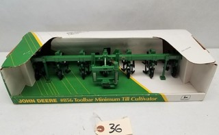 ERTL John Deere #856 Toolbar Till\ Cultivator