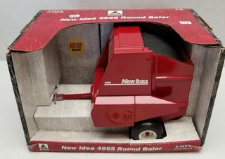 ERTL Agro New Idea 4665 Round Baler