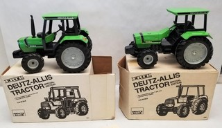 (2) ERTL Deutz-Allis Special Edition Tractors