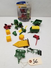 ERTL Assorted Miniature Tractors