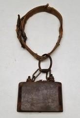 Vintage Handmade Cow Bell