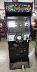 """Midway Nintendo """"Cruis'n Exotica"""" Arcade Machine"""