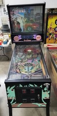 """Hollywood Heat"" Pinball Machine"