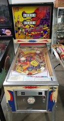 Gottlieb's Solar City Pinball Machine