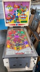 "Williams ""Stop N Go"" Pinball Machine"