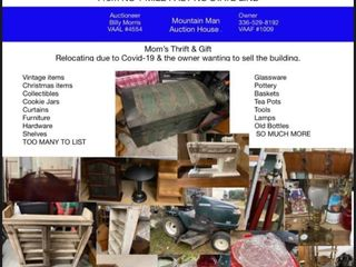 Friday Auction 6:30 PM