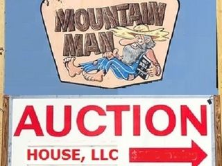 Tuesday Auction With Eight Sellers 8:30 PM