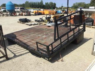 1 Ton Truck Flat Deck