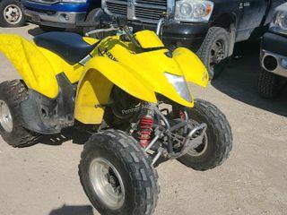 2004 Suzuki LT-Z250 Quadsport ATV