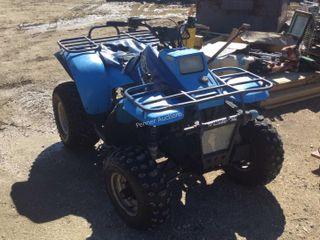 1992 Polaris 250 ATV