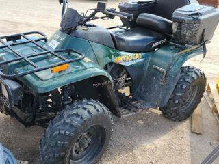 Arctic Cat 250 ATV