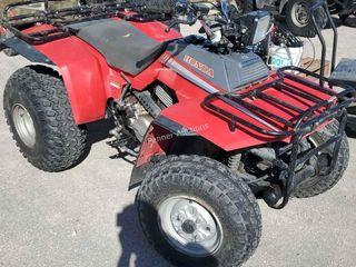 1986 Honda Fourtrax 250 ATV