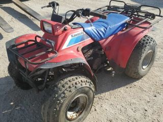Kawasaki 185 ATV