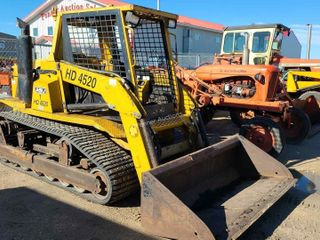 ASV HD 4520 Compact Track Loader 4,912 HRS