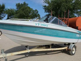 Forester 170 Phantom 17ft Boat 125 HP Mariner O/B