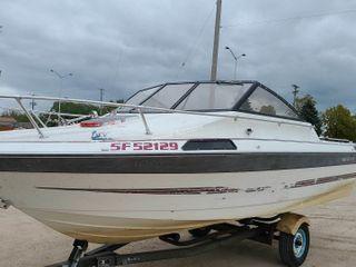 1987 Aquastar Cuddy Boat No Engine,No Trailer
