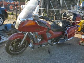 1984 Yamaha XVZ12 Venture Motorcycle