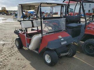 EZ Go Golf Cart Gas