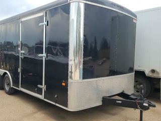 2014 Forest River Haulin Enclosed Trailer T/A