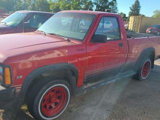 1988 Dodge Dakota Sport