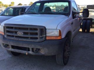 1999 Ford F550 Super Duty Xl