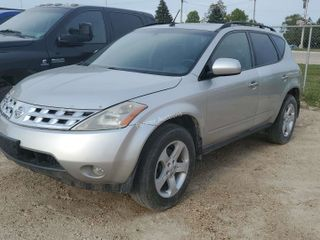 2005 Nissan Murano S 4WD