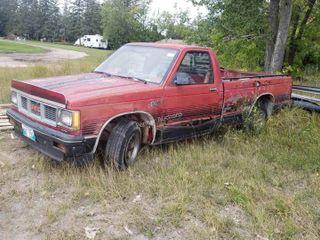 GMC Truck AS-IS