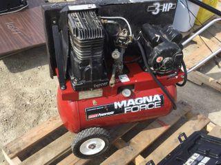 Magna Force 3HP Air Compressor